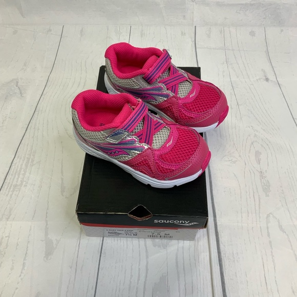 Saucony Shoes   Toddler Girls Pink